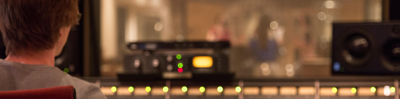 Studio 150 | Control Room Window Sliver-1
